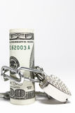 dolary kędziorków fotografia stock