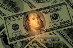 dolary my Obrazy Stock