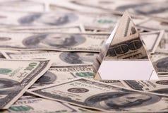 dolary ostrosłupów zdjęcie stock