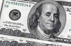 dolary setki Obrazy Stock