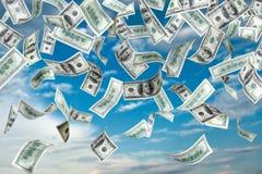 dolary target327_1_ Obrazy Stock