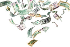 dolary target898_1_ Obrazy Stock