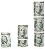 dolary tematów Zdjęcia Stock
