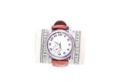 dolary zegarków Zdjęcie Royalty Free