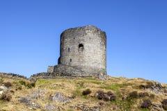Dolbadarn Castle, Llanberis, Snowdonia στοκ εικόνες
