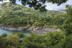 Dolbadarn Castle Royalty Free Stock Image