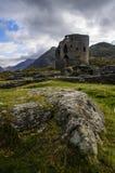 Dolbadarn slott Arkivbild