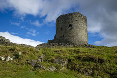 Dolbadarn slott Arkivbilder