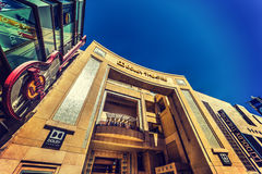 Dolby theatre i hard rock kawiarnia Obrazy Stock