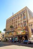 Dolby Theatre (Kodak Theatre) Stock Image