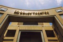 Dolbyteater i Hollywood fotografering för bildbyråer