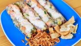 Dolce del kanom del dessert del Vietnam Immagini Stock