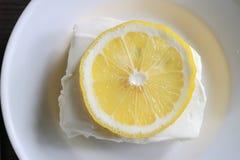 Dolce del limone Immagine Stock Libera da Diritti