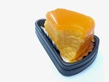 Dolce dell'inceppamento arancio Fotografie Stock