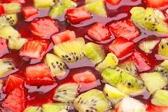 Dolce della frutta Immagine Stock