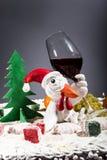 Dolce della gallina del dolce del gallo, dolce del pollo, dolce dell'uccello Fotografie Stock Libere da Diritti