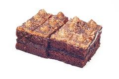 Dolce di cioccolato Immagine Stock Libera da Diritti