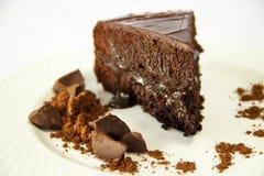 Dolce di cioccolato Fotografia Stock Libera da Diritti