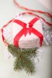 Dolce di Natale Fotografie Stock