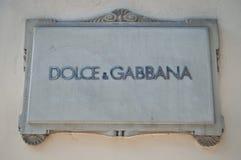 Dolce & Gabbana Fotos de Stock