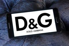 Dolce & Gabbana-embleem Stock Foto