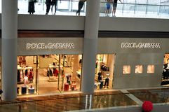 Dolce & Gabbana Stock Image