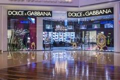 Dolce & Gabbana store Royalty Free Stock Photo