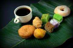 Dolce tradizionale della Malesia & dell'Indonesia Immagine Stock
