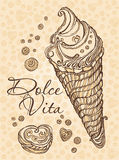 Dolce Vita. Stock Images