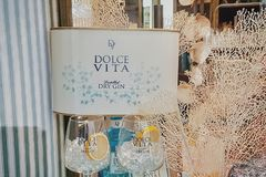 Dolce Vita Στοκ εικόνες με δικαίωμα ελεύθερης χρήσης