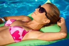Dolce vita på sommartiden Royaltyfria Bilder