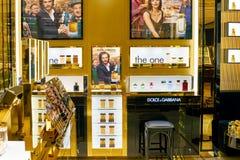 Dolce y Gabbana Fotografía de archivo libre de regalías