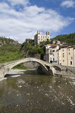 Dolceacqua, Province of Imperia, Italy Royalty Free Stock Images