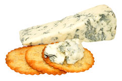 Dolcelatte Blue Cheese Stock Images