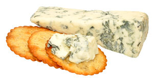 Dolcelatte Blue Cheese Royalty Free Stock Photo