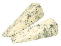 Dolcelatte Blue Cheese Royalty Free Stock Photos
