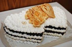 Dolci al giorno delle nozze immagini stock libere da diritti
