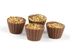 Dolci del cioccolato Immagine Stock Libera da Diritti