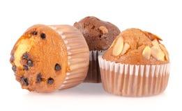 Dolci del muffin Fotografia Stock Libera da Diritti