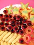 Dolci della gelatina Fotografie Stock Libere da Diritti