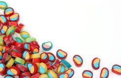Dolci della gelatina Fotografia Stock Libera da Diritti