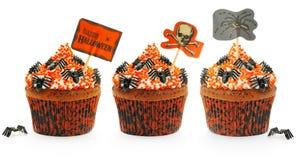 Dolci di Halloween messi Fotografia Stock Libera da Diritti