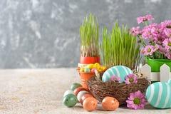 Dolci di Pasqua Immagine Stock