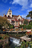 Dole em Franche-Comté, França Fotos de Stock