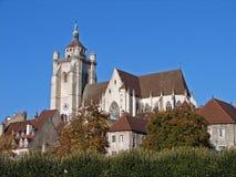 Dole em Franche-Comté, França Foto de Stock