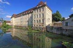Dole, France Royalty Free Stock Photos