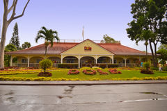 Dole Pineapple headquarter. In Ohau, Hawaii. Picture taken in september 2011 Royalty Free Stock Images