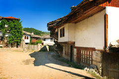 Dolen village Stock Image