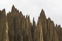 Dolina śmierć Valle De Las Animas w losie angeles Paz, Boliwia Rockowe formacje obrazy royalty free