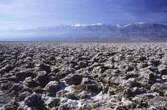 dolina śmierci Fotografia Royalty Free